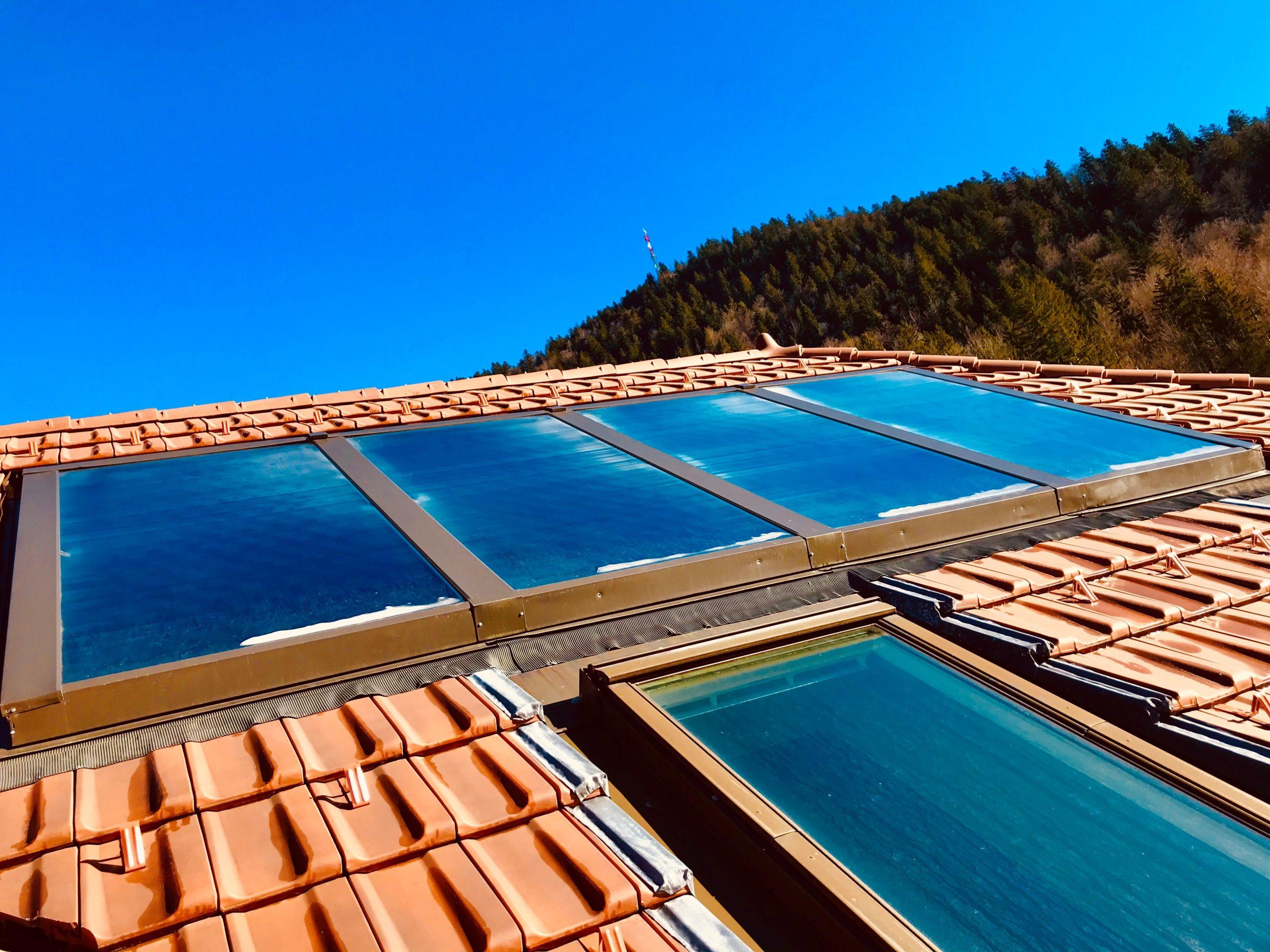 Capteurs solaire thermique